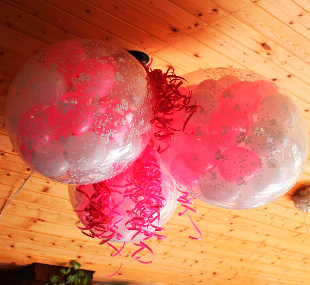 Как сделать гелий в домашних условиях для шариков чтобы