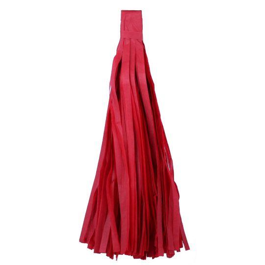 Красная кисть 10 листов
