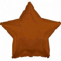 Звезда шоколадная