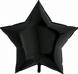 Большая черная звезда